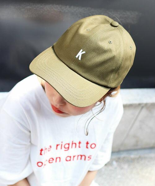 via j (ヴィアジェイ) ロゴCAP【キャナルジーン】【ロゴ】【キャップ】【CAP】【夏】【カジュアル】【ホワイト・ベージュ・ネイビー・カーキ】【ストリート】【ファッション】【小物】【シンプル】【帽子】【レディース】