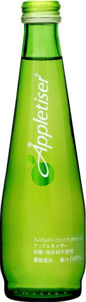 アップルタイザー275ml瓶24本入