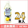 500 ml of 24 Calpis Welch's Welch fruit water lemon pet Motoiri [FRUIT WATER Lemon]