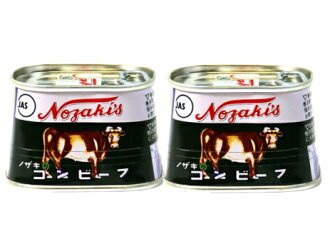 Nozaki canned corned beef 100 g 24 pieces