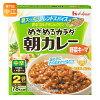 ハウスめざめるカラダ朝カレー野菜キーマ中辛40箱入