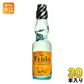 友桝飲料 フルーラ マンゴー 200ml 瓶 30本入