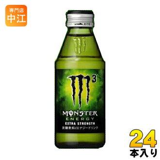 朝日 M3 怪物能源 150 毫升瓶 24 件