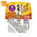 佐藤食品 サトウのごはん スーパー大麦ごはん 150gパック 24個入〔新潟県産コシヒカリ スーパーフード レジスタントス…