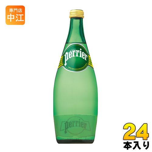 ペリエ 750ml 瓶入 12本入×2 まとめ買い