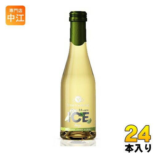 〔クーポン配布中〕湘南貿易 ヴィンテンスアイス・フーゴ・ミニ 200 ml 瓶 24本入