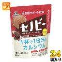 森永製菓 セノビー 180g 24袋入〔ココア〕