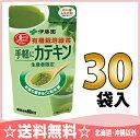 伊藤園 有機栽培緑茶 手軽にカテキン 40g 30袋入〔カテキン緑茶〕
