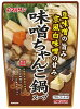 Marusan miso chankonabe broth 3 to 4 servings 10 bags [Chanko nabe soup miso bean miso.