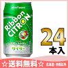 Pop carbonated drink] made with 24 canned 350 ml of Pokka Sapporo ribbon lemonade Motoiri [Ribbon Citron pure water