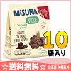 With ミズーラココアビスケット 120 g ten bags [MISURA びすけっと biscuit low-fat ここあ]