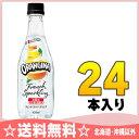 サントリー オランジーナ フレンチスパークリング 420mlペット 24本入〔果実入り 後味すっきり たんさんすい オレンジ〕