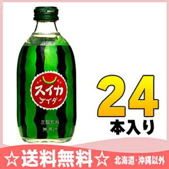 朋友增一喝西瓜苹果酒 300 毫升瓶 24 件