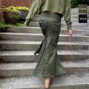 【 ジッパーAスカート 】スカート丈 ファスナーでタイトにもフレアにも 大人しくも華やかにも こなれた大人カジュ…