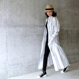 【 ナツ シャツ ワンピース 】リネン 羽織り 透け感を楽しむ夏のホワイト 誰が着てもAライン レディース ワンピース マキシ Aライン ロング