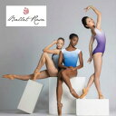 バレエ レオタード 大人 袖 キャップスリーブ SOLANGE ソランジェ バレエローザ Balletrosa グラデーション おしゃれ 素敵 ブルー グレ…