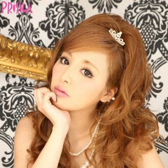 ★! 15% With a present ♪ resisting halfweg ( PRISILA Priscilla ) wig Wick Caracol