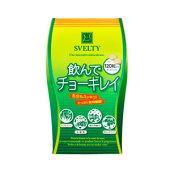 SVELTY飲んでチョーキレイ120粒30日分スベルティサプリサプリメントハーブ食物繊維乳酸菌チョーキレイスッキリダイエット