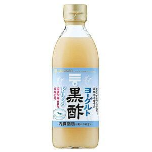 ミツカン ヨーグルト黒酢 500ml×6本入 (送料無料) MIZKAN お酢ドリンク 飲むお酢 黒酢 健康酢 お酢飲料