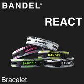 【正規販売店】バンデルリアクトブレスレット(メール便送料無料)BANDELReactBraceletシリコンパワーバランス