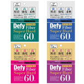 Defy(ディファイ)ウルトラファイバーII60本入り(メール便送料無料)二重テープまぶた