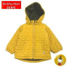 【SiShuNon/SKAPE】 シシュノン エスケープ 星キルト中綿入りジャケット(90cm-130cm)子供服