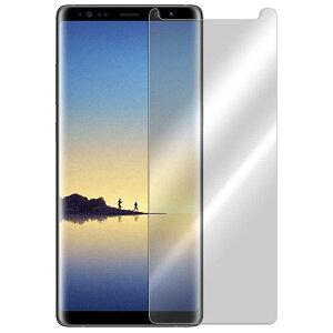 [送料無料]Samsung(サムソン) GALAXY Note9(SC-01L docomo/SCV40 au)用液晶保護フィルムシート 汚れ指紋が目立たない液晶画面の破損を防止して傷やホコリから守る液晶保護シール 指紋防止フィルム スク