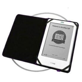 ▼[送料無料]6インチタブレット kobo touch (コボ タッチ) Kindle Paperwhite (キンドルペーパーホワイト) 用ケースカバー 本体 液晶保護 ブラック基調 レザータイプケース スタイリッシュブックカバー 電子ブックリーダー