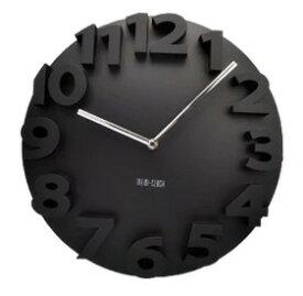 P★[送料無料]≪ポイント10倍≫[単色ラウンド型]シンプルデザイン 壁掛け時計 ウォールクロック(時計 壁掛け 掛け時計 かけ時計 贈り物 インテリア デザイン 掛時計 壁掛け時計 DIY クロック オフィス モノトーン ブラック/ホワイト/レッド/グレー)