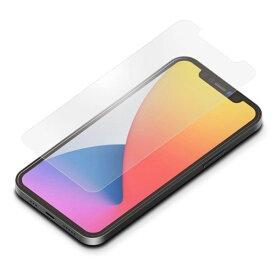 [送料無料]強化ガラスフィルム iPhone 12 mini(5.4インチ型)用 全面液晶保護フィルム 硬度9H 繊細なさわり心地 高感度 防指紋 吸着 衝撃吸収 飛散防止 高品質 安心 信頼 スマホ 割れたら困る定番のひと貼りモデル番号A2176/A2398/A2400/A2399