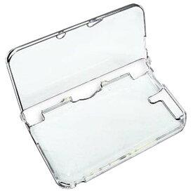 [送料無料]液晶画面保護シートも付いてくるNintendo Newニンテンドー新型3DS/旧型3DS選択クリスタルカバーケース+液晶保護シートお得なセット 大切なNintendo 3DSを埃傷汚れから守るクリア仕様外観を損なわず本体カバーデコ可能透明素材きせかえプレート対応[簡易包装発送]