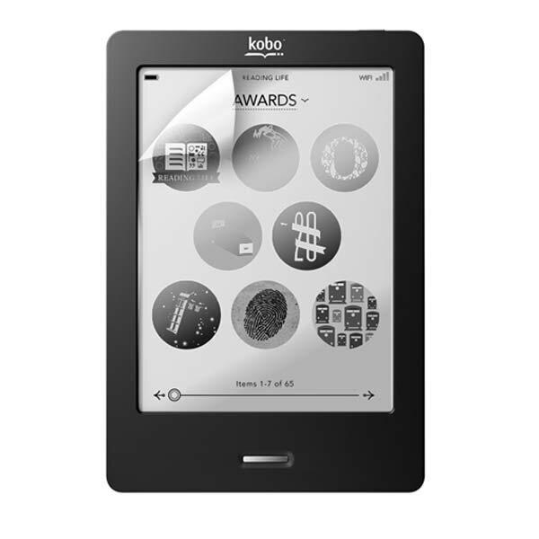 [送料無料] 6インチ タブレットPC/電子書籍リーダー端末用 アンドロイド(Android) 端末 汎用 液晶 画面 保護 フィルム シート 楽天Kobo Aura glo touch/Amazon Kindle touch/Sony Reader