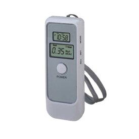 [送料無料]アルコールや口臭、自動車に乗る前にぜひチェック 飲酒運転厳禁一目でわかる便利な血液中アルコール値 濃度BAC表 g/L単位表示3秒〜5秒間 息を吹きかけるだけのカンタン測定 半導体式アルコールチェッカー 呼気中アルコール濃度計測 自動OFF機能付