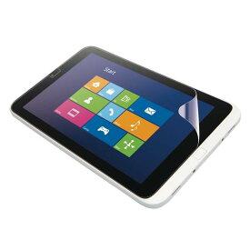 [送料無料]Acer ICONIA W3-810用液晶保護フィルム (スクリーンプロテクター) 破損を抑えて滑らかタッチで指紋も目立たない柔軟素材仕様