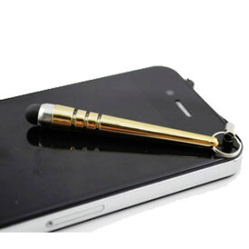 [送料無料][雫]ペン6色ドロップ型ストラップ付タッチペン docomo softbank au iPhone 6 Plus iPad air mini Xperia Z GALAXY S Note Edge ARROWS NX ASUS ZenFone Google Nexus tablet new 3DS LL 2DS スマホ スマホ タブレット ゲーム高得点 効果バツグン