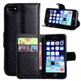 [送料無料]iPhoneSEiPhone5iPhone5SdocomoSoftBankau兼用スマホ(スマートフォン)保護カバーケース高級感あるPU革レザータイプ手帳型カード収納機能付きフリップケースお札収納ポケット付きモデル番号:A1428A1429A1442A1453A1457A1518A1528A1530A1533A1723A1662A1724