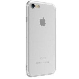 [送料無料][激薄タイプ]定番大人気のアイフォン7iPhone7/アイフォン7プラスiPhone7Plus用クリアーTPU素材本体保護ケースカバー激薄iPhone7プラスシンプルで滑りにくい透明感オシャレ仕様iphone7ケース/iphone7plusケース[防塵設計]モデル番号A1660A1778A1779A1661A1784A1785