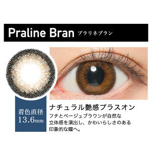 ReVIA1dayCOLOR/PralineBran-プラリネブラン-