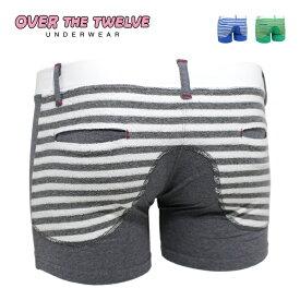 【メール便は2点まで】 OVER THE TWELVE オーバーザトゥエルブ トランクス TOKYO 16-21
