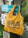 カルチャーマートのハワイアン・パワートートバッグ(ブラウン) ■ アメリカ雑貨 アメリカン雑貨 トートバッグ キャ…