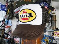 アメリカンオイルカンパニーのメッシュキャップ(ペンズオイル)★帽子★アメリカ雑貨★アメリカン雑貨帽子