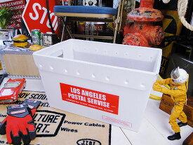 U.S.ポストボックス(レッド) ■ アメリカ雑貨 アメリカン雑貨 収納ボックス 収納 ボックス おしゃれ アメリカ 雑貨 通販 収納box プラスチック キッチン おもちゃ箱 収納ケース こだわり派が夢中になる! 人気のアメリカ雑貨屋