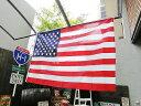 星条旗のナイロンフラッグ 180cmタイプ(4×6) ■ みんなが憧れる部屋に大改造! 自慢の逸品なり! アメリカ雑貨 アメ…