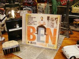 音楽CD Ben L'oncle Soul ベン ロンクル ソウル ■ アメリカン雑貨 アメリカ雑貨