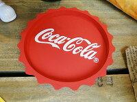 コカ・コーラブランドボトルキャップ型ラバーコースター(レッド)★アメリカ雑貨★アメリカン雑貨