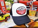 ガレージ メッシュキャップ (ペップボーイズ) ■ アメリカ雑貨 アメリカン雑貨 アメリカ 雑貨 キャップ メンズ 帽子…