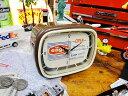カルチャーマートのレトロアラームクロック(No.5) ■ アメリカ雑貨 アメリカン雑貨 目覚まし時計 おしゃれ おもしろ…