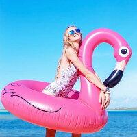 おもしろ浮き輪アメリカン・プールフロート(フラミンゴ)■アメリカ雑貨アメリカン雑貨