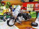 マイスト 2013年ハーレーダビッドソン・ロードキング・クラシックのモデルカー 1/12スケール ■ アメリカ雑貨 アメリ…