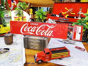 コカ・コーラブランド ロゴステッカー(CC-BS1) ■ コカコーラグッズ アメリカ 雑貨 グッズ Coca-Cola アメリカン雑貨 こだわり派が夢中になる!アメリカ雑貨屋 テーマパーク ステッカー アメ
